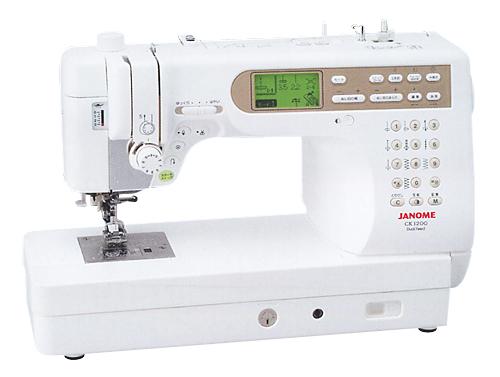ジャノメ CK1200 コンピュータミシン 蛇の目ミシン工業 激安価格 ...